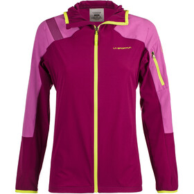 La Sportiva TX Light Jacket Women Plum/Purple